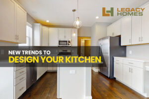 New trends to design your kitchen